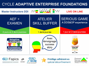 cycle adaptive enterprise foundations supply chain management afrscm fapics