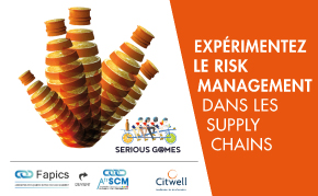serious game risk management afrscm fapics supply chain management