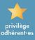 picto privilège adhérent-es AfrSCM Fapics