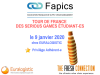 Tour de France des Serious Games Etudiant-es 2020