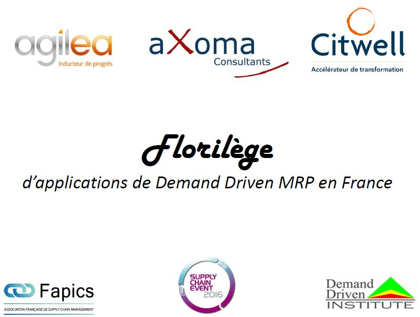 PDF Florilège Applications DDMRP