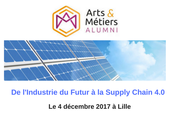 De l'Industrie du Futur à la Supply Chain 4.0