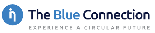 logo The Blue Connection circular economie